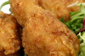 Homemade Broasted chicken