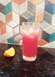 Red snapper cocktail