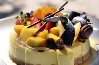 Diabetic friendly fruit cake