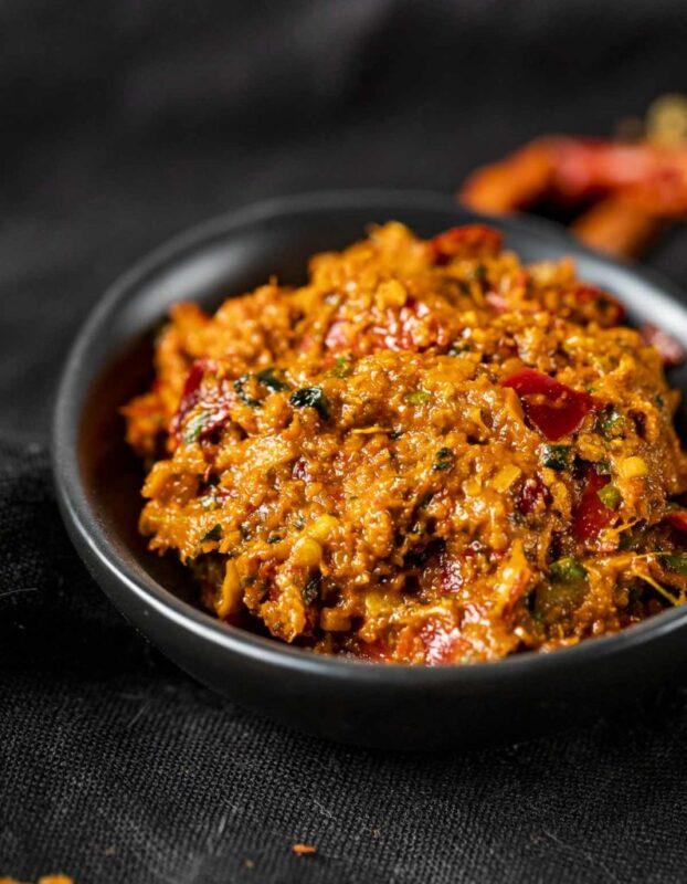 panang curry paste recipe