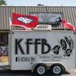KFFB 106.1 on Location at Jewelers Touch in Heber Springs June 25