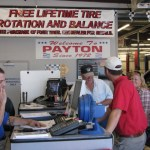 Payton Service department is ready to serve you