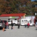 KFFB 106.1 on location at Loco Ropes