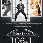 Timeless 106.1 KFFB To Feature A Elvis Tribute Weekend