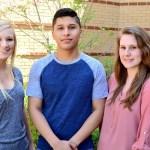 Three Batesville High School students are Graduating High School & UACCB The Same Month