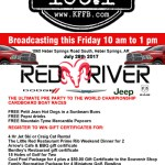 Join Timeless 106.1 KFFB at Red River Dodge Saturday from 10 am to 1 pm.