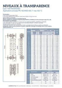 thumbnail of KLINGER INDICATEURS DE NIVEAU-fiche technique-application process niveaux 15
