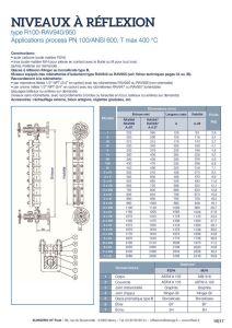 thumbnail of KLINGER INDICATEURS DE NIVEAU-fiche technique-application process niveaux 3