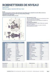 thumbnail of KLINGER INDICATEURS DE NIVEAU-fiche technique-niveaux vapeur bicolores 7