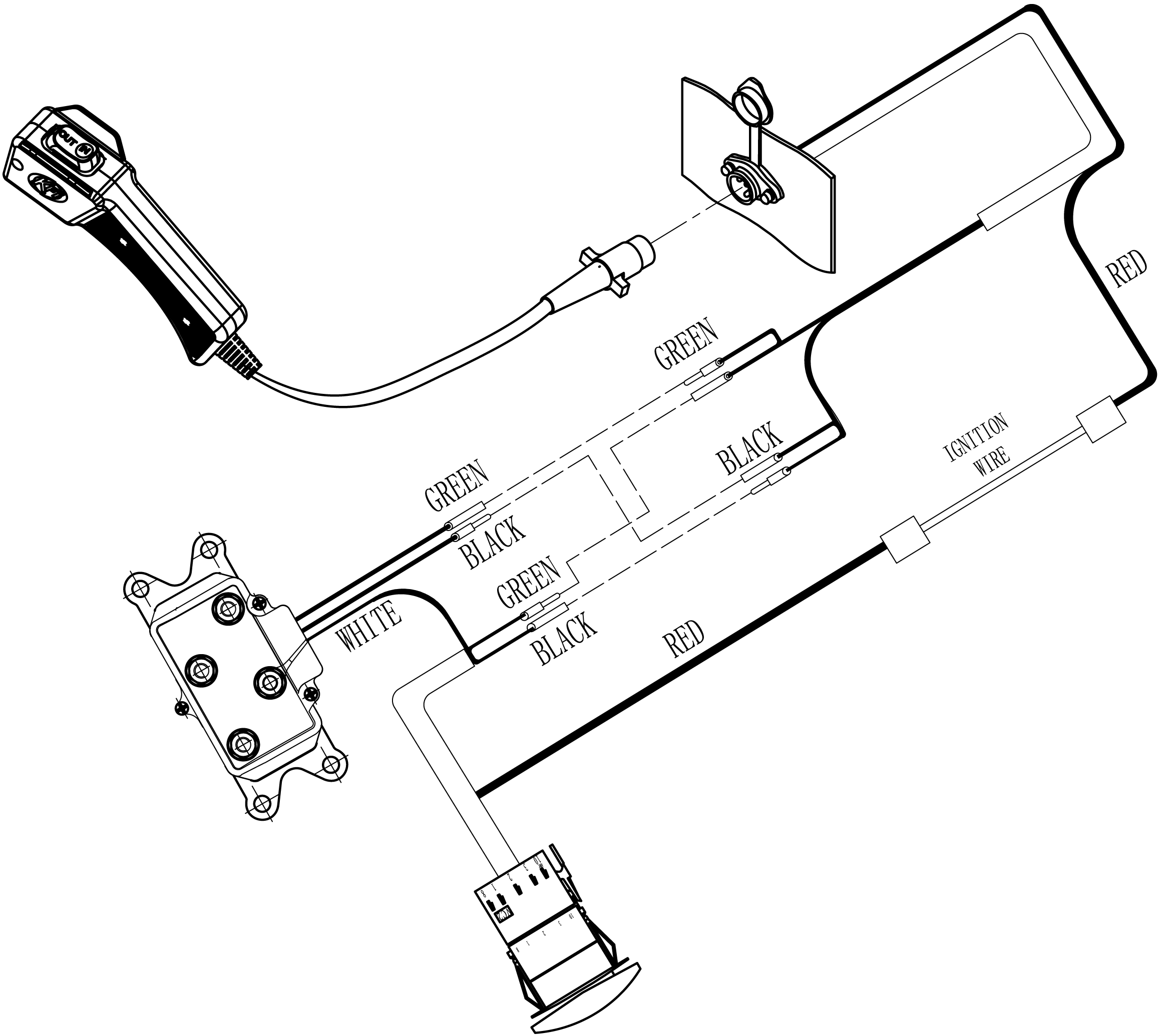 Badland Atv Winches Wiring Diagram