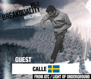 BBOy Calle for breakquality by kfm life