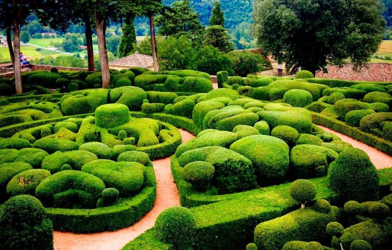 Marqueyssac Gardens, France