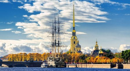 Peter-and-Paul-Fortress