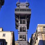 Elevador de Santa Justa: An Antique Elevator With City Views