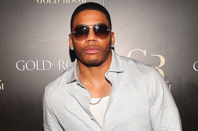 Nelly Publicly Cuts His Father Off After Posing In A Video