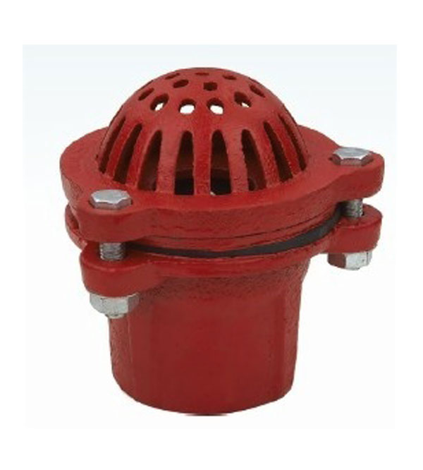 A foot valve is found at the end of a pipe line in a suction lift application. Foot Valve - KG Machinery