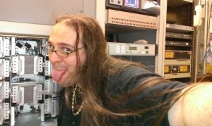 """This is my """"HD Radio"""" face"""