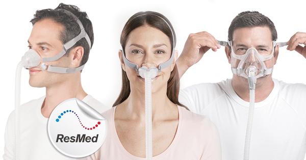 Three types of mask