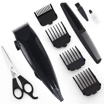 remington hc5400au corded cordless rechargeable wet dry hair clipper trimmer remington