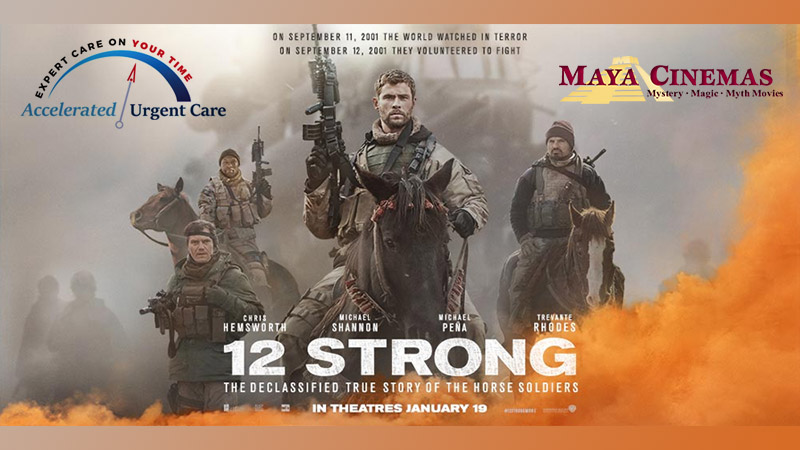 12 Strong contest