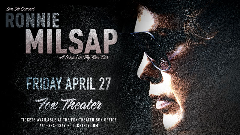 Enter for your chance to win tickets to see Ronnie Milsap