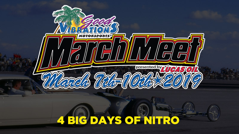 Win four tickets to the 2019 March Meet