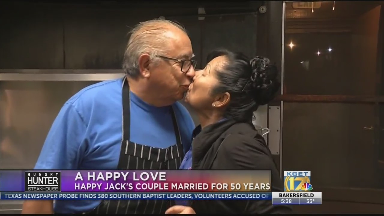 Local business owners and lovebirds celebrate nearly 50 years together