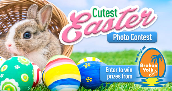 2019 Cutest Easter Photo Contest