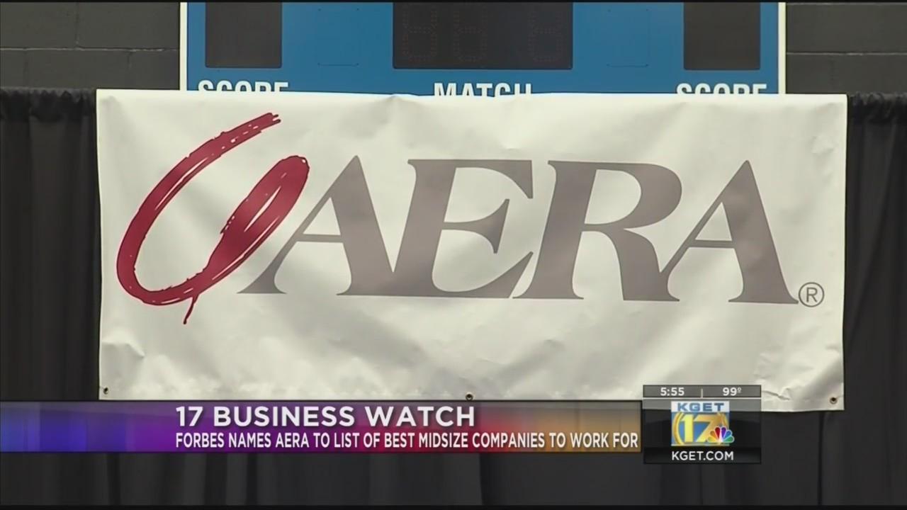 Aera Forbes list