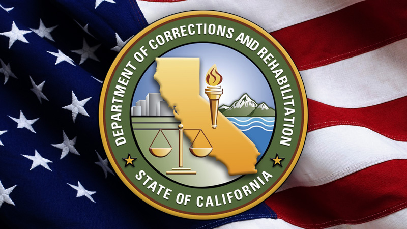 CDCR - California Department of Corrections and Rehabilitation logo