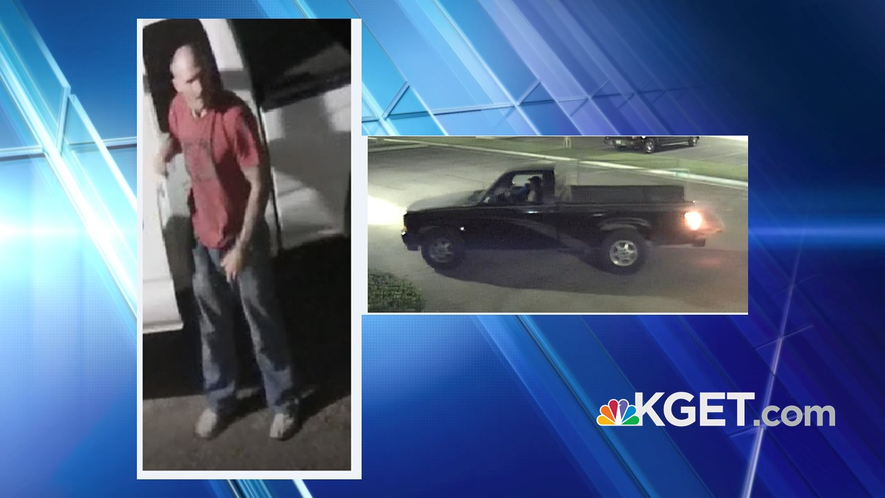 Man wanted in southwest Bakersfield vehicle burglaries | KGET 17