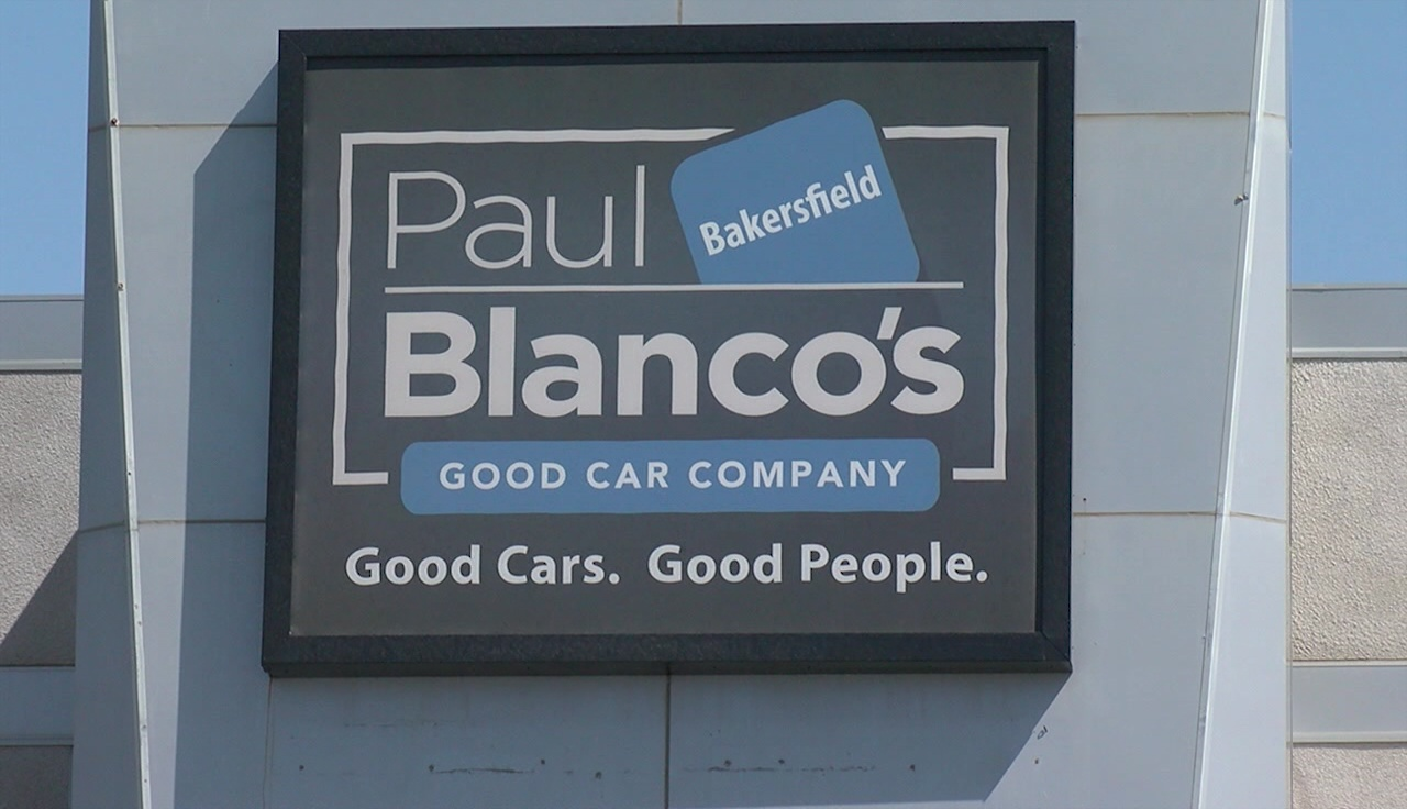 Paul Blanco Bakersfield >> State Sues Paul Blanco S Good Car Company Alleging False