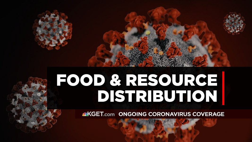 COVID Food Distribution