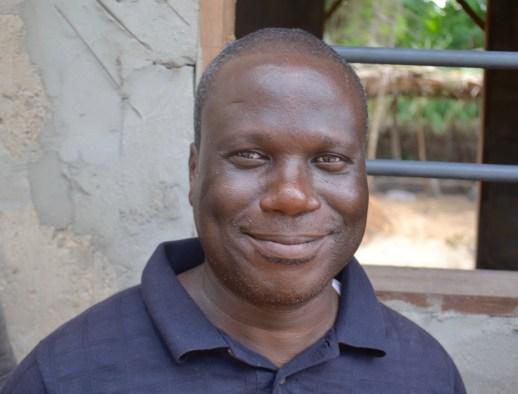 Richard Gedzah, KOBLAS pioneer grad, '96