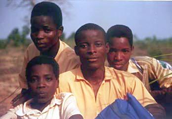 Kopeyia students '90s
