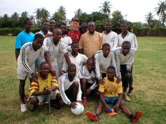 Kopeyia School Staff Football Team