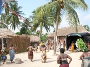 village dancing