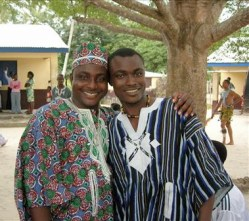 Agbeli brothers, Emmanuel and Nani