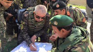 Dostum operations latest in Jawzjan