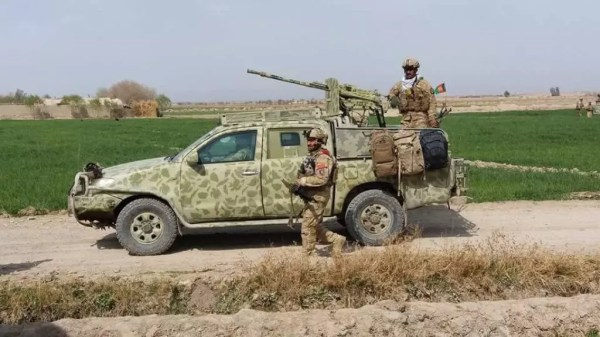 Taliban launch deadly attacks on security posts in Farah ...