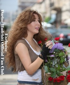 Darine Hadchiti New Video Clip (6)