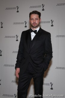 Actor and Presenter Jason Priestley