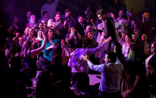 Arab Idol S2- Mohd Assaf- US Tour- Detroit4