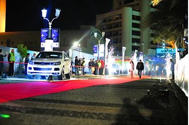 Haifa Wehbe & Fares Karam
