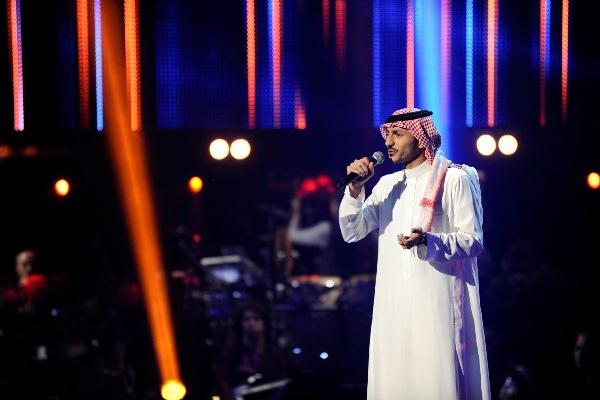 MBC1 & MBC MASR The Voice S2 ep4 - Abdelaziz Almouani (2)