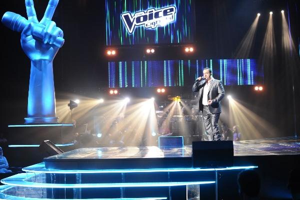 MBC1 & MBC MASR The Voice S2 - episode2 - Ammar Khatab-Kazem's Team