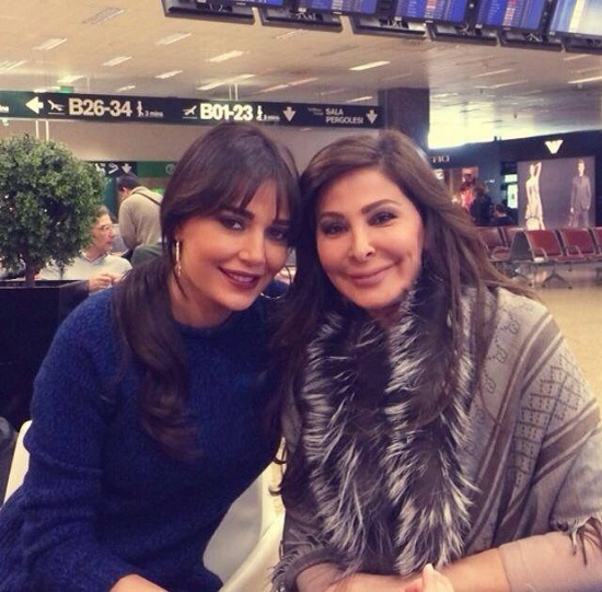 Cyrine and Elissa (550x541)