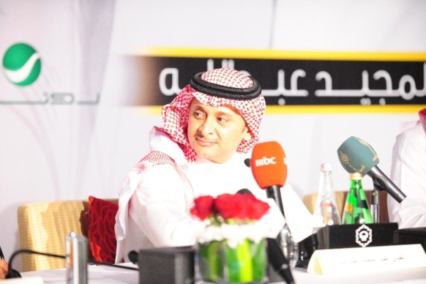 Artist AbdulMajeed Abdullah