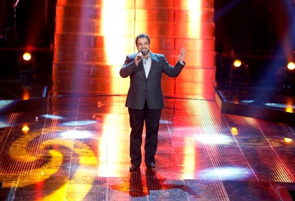 MBC1 & MBC MASR The Voice S2 - Live Round - Live2 - winner Ammar Khattab - Kadim's Team