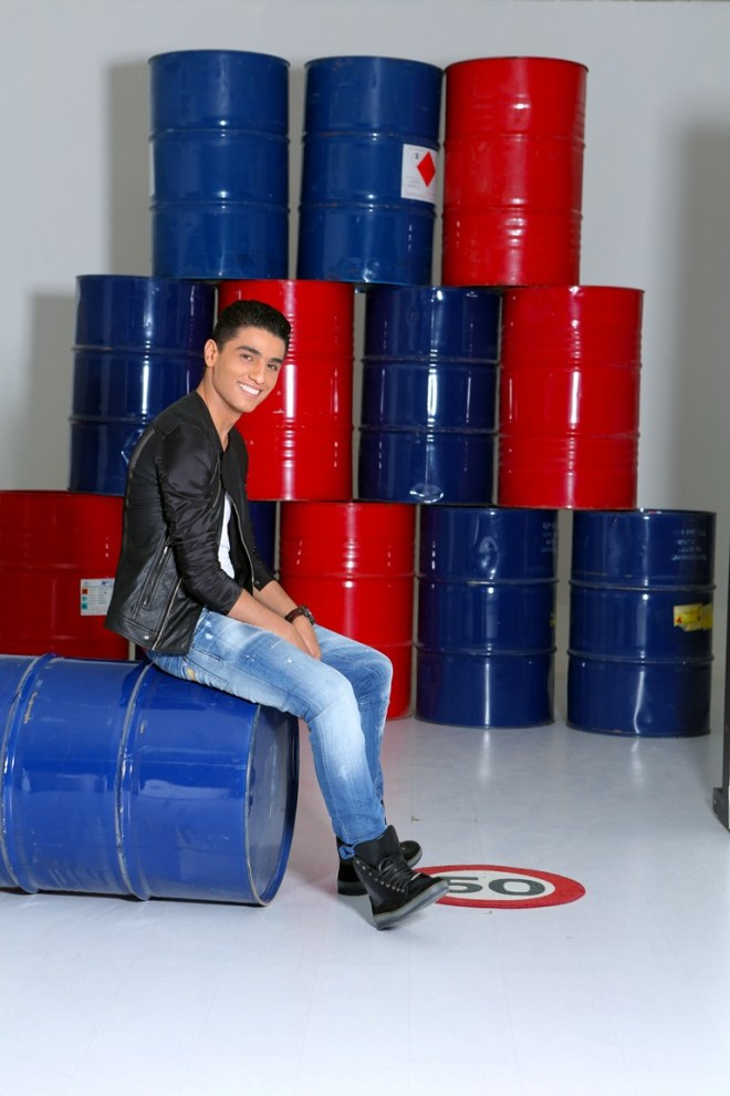 Arab Idol- Mohamamd Assaf #ASSAF360 (1)